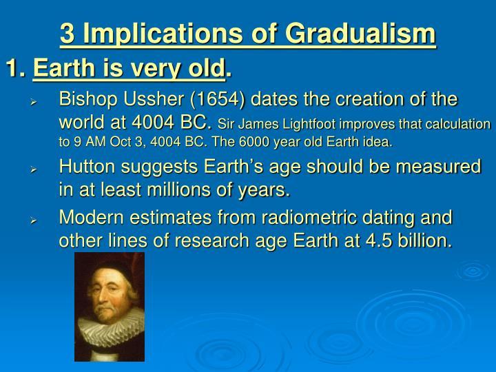 3 Implications of Gradualism
