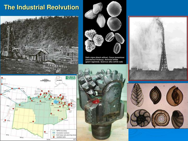 The Industrial Reolvution