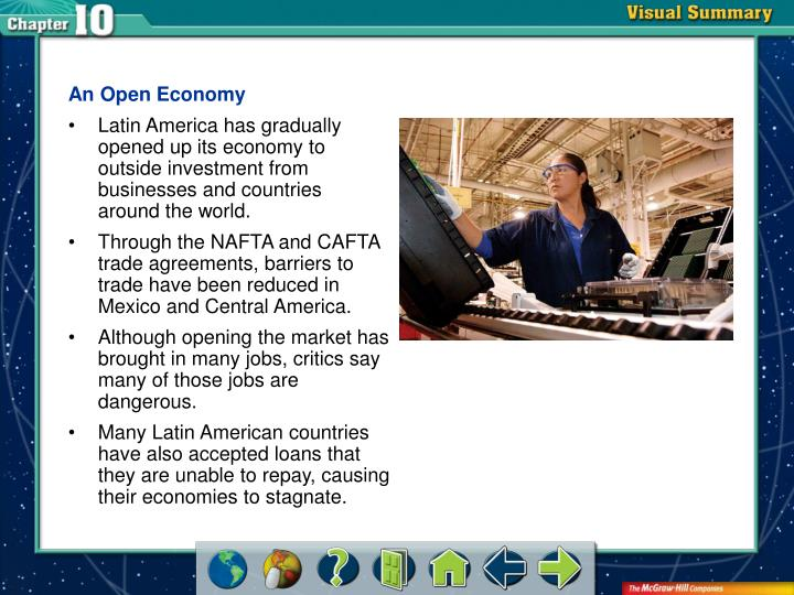An Open Economy