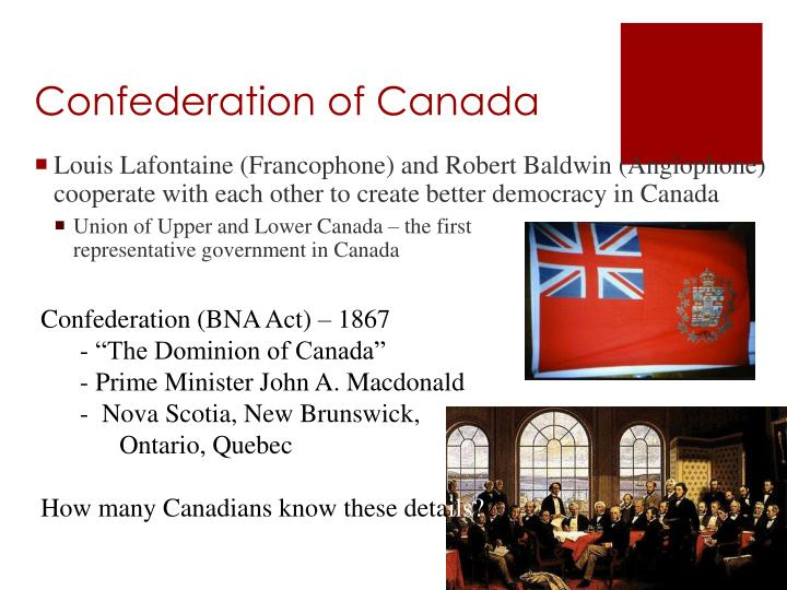 Confederation of Canada