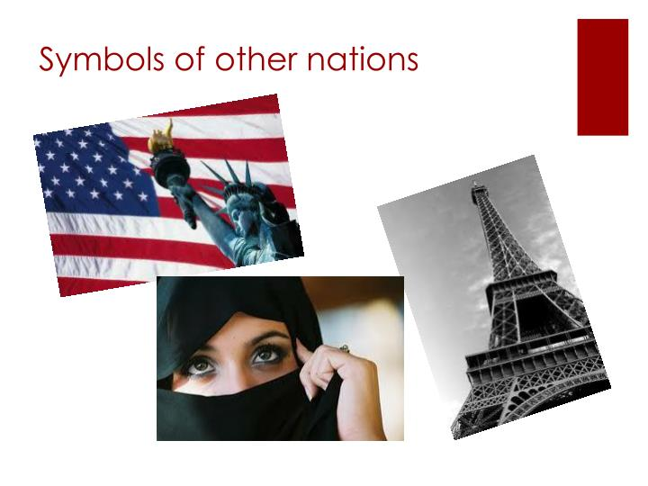 Symbols of other nations