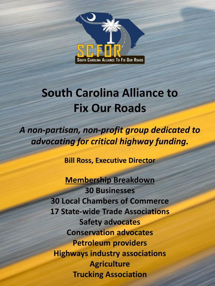 South Carolina Alliance to
