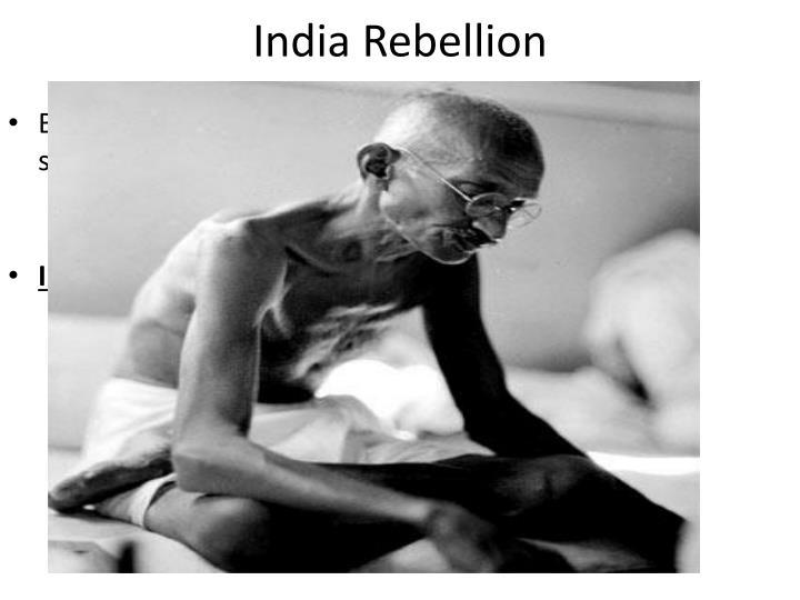 India Rebellion