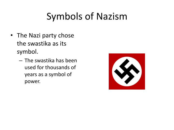 Symbols of Nazism