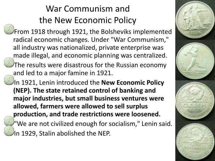 War Communism and