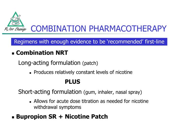 COMBINATION PHARMACOTHERAPY