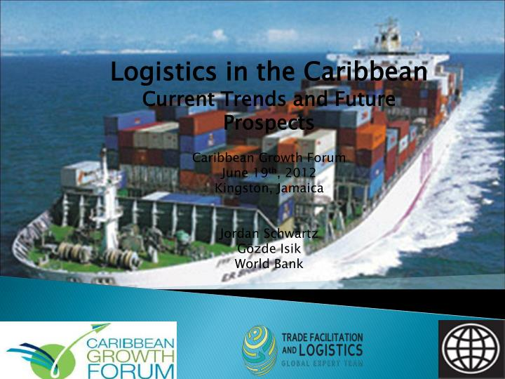 Logistics in the Caribbean