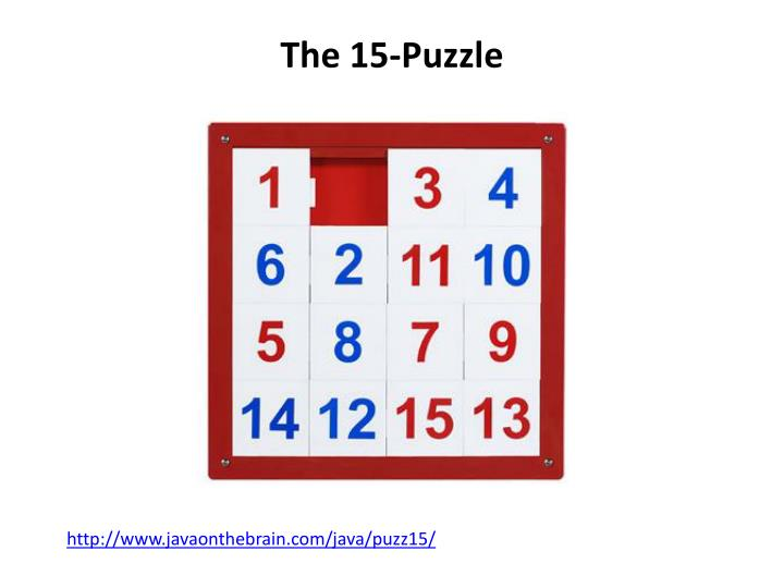 The 15-Puzzle
