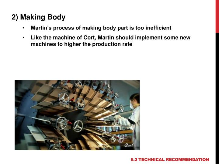 2) Making Body
