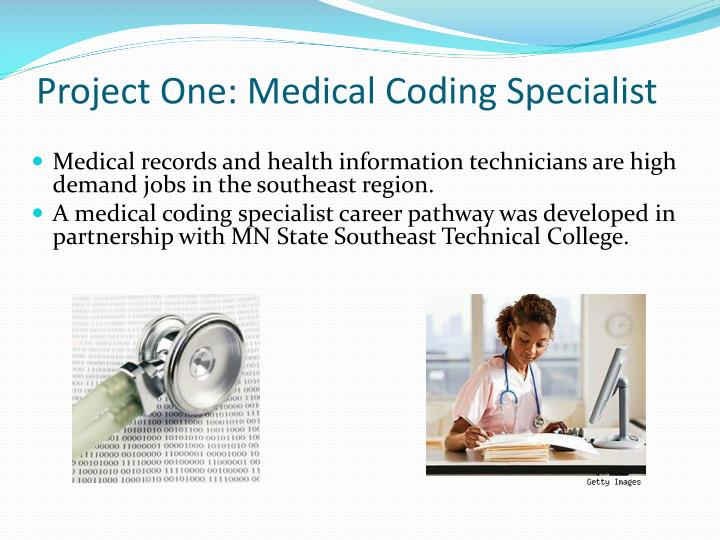 Project One: Medical Coding Specialist