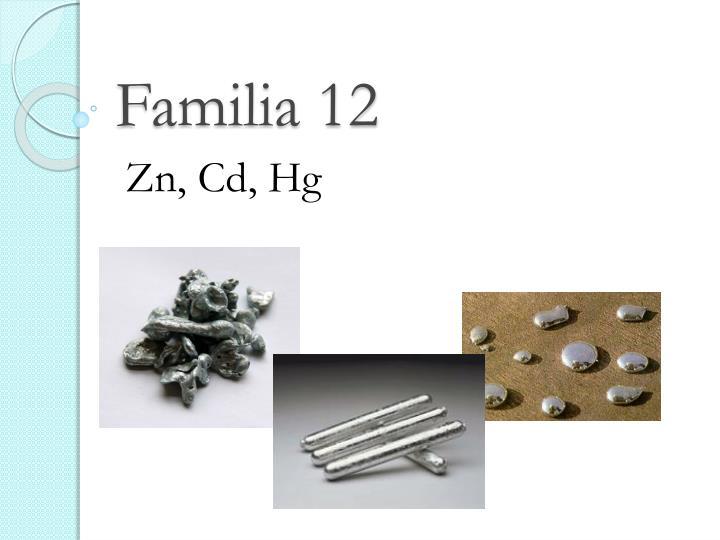 Familia 12