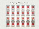 s erigraphy of campbels soup