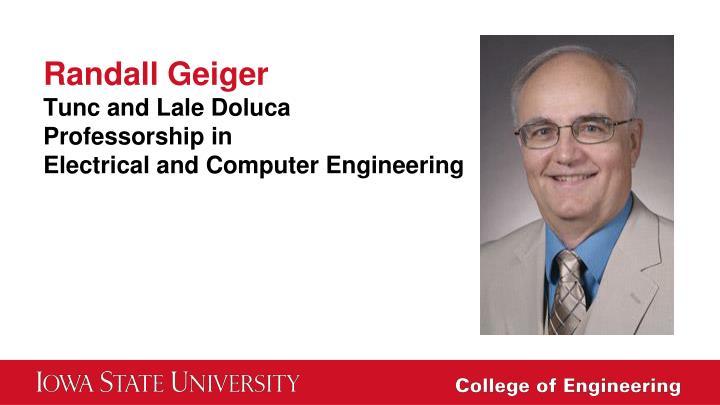 Randall Geiger