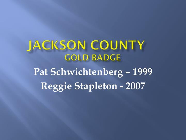 Jackson County
