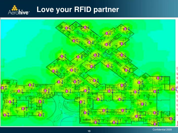 Love your RFID partner