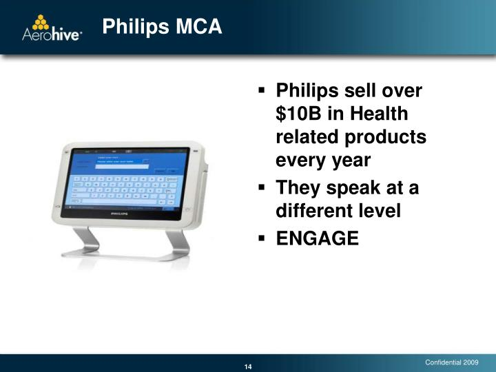 Philips MCA
