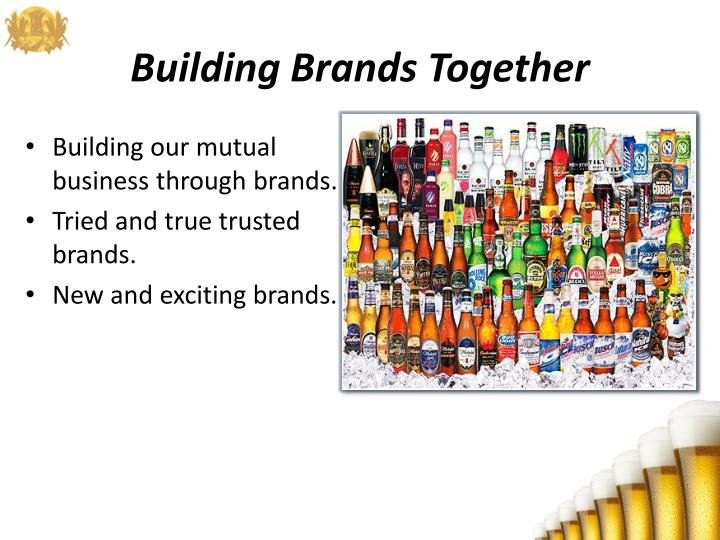 Building Brands Together