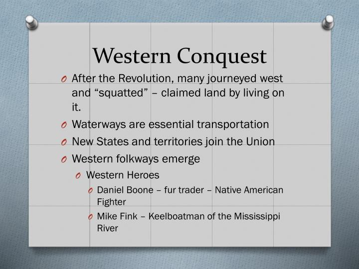 Western Conquest