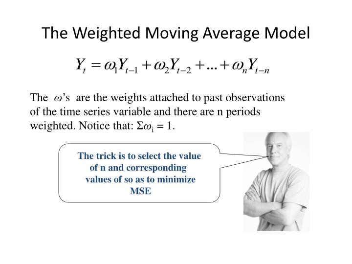 The Weighted Moving Average Model