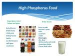 high phosphorus food1
