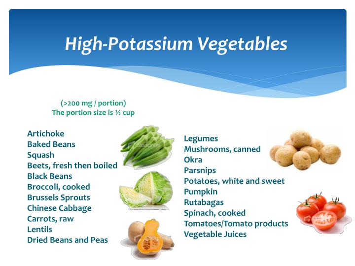 High-Potassium