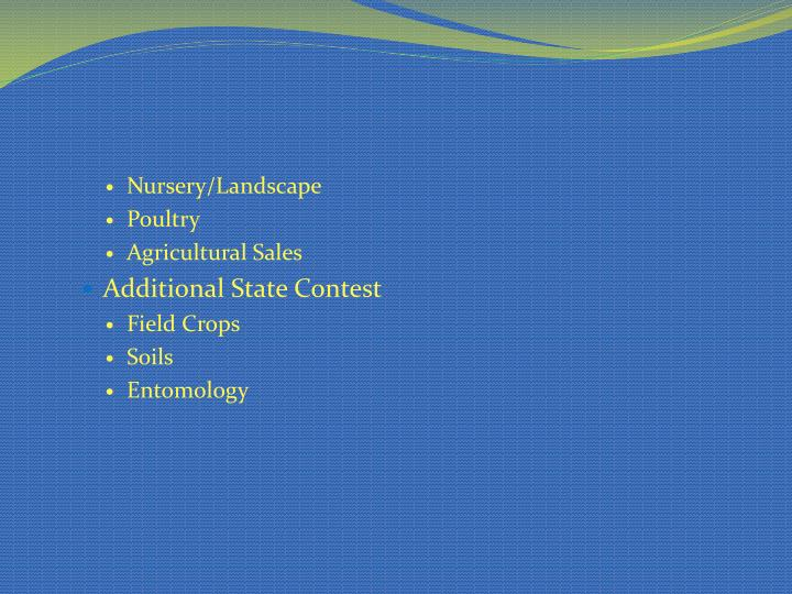 Nursery/Landscape