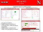 hpc at hcc jun wang1