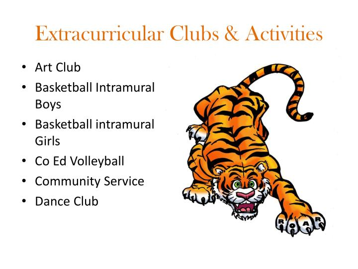Extracurricular Clubs