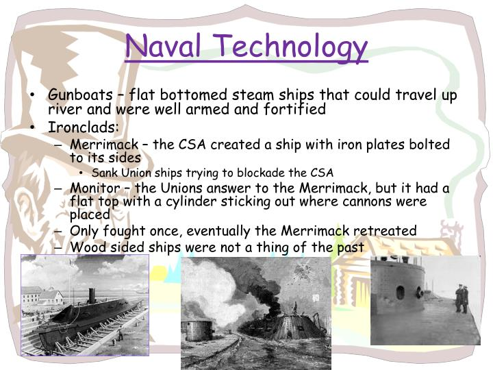 Naval Technology