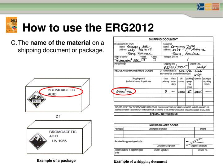 Example of a package