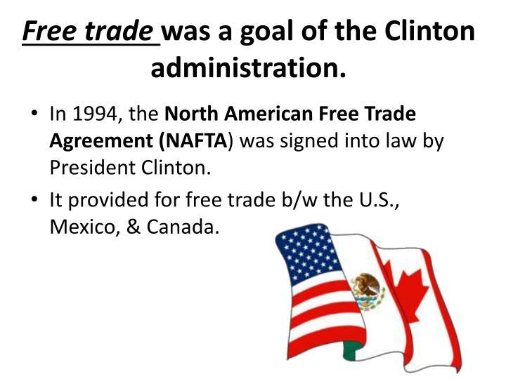 Uzyzu Nafta Trade Agreement History 853959435 2018