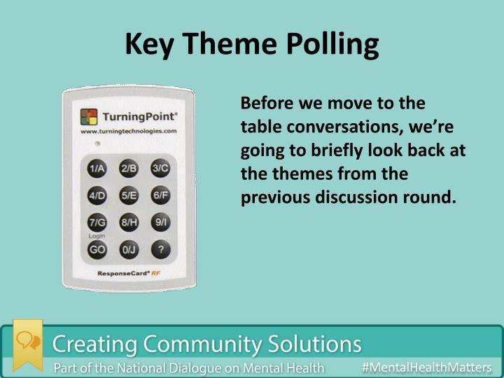 Key Theme Polling