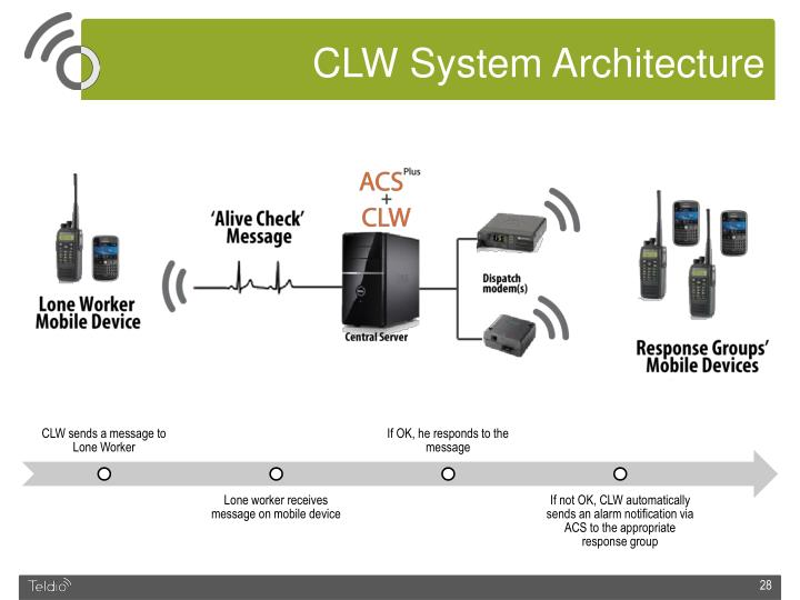CLW System Architecture