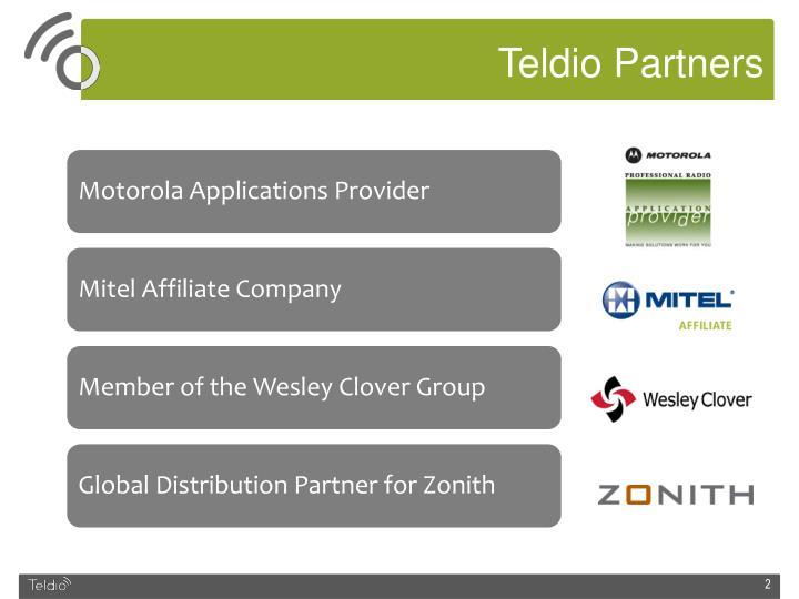 Teldio Partners