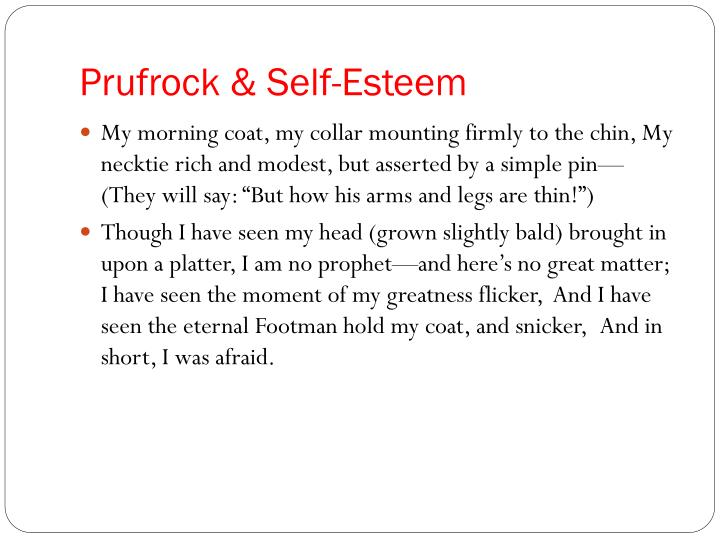 Prufrock