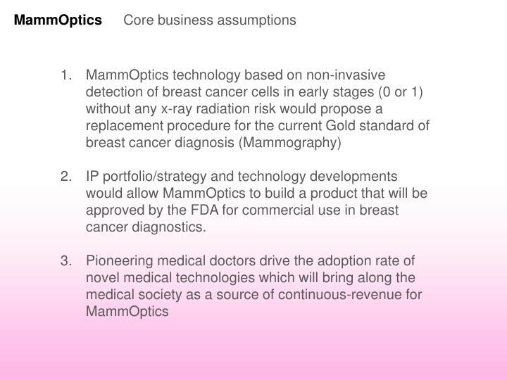 MammOptics