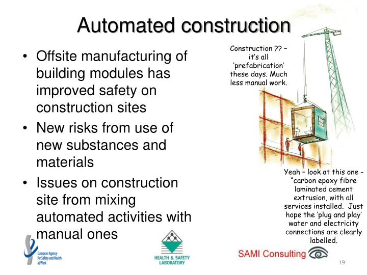 Automated construction