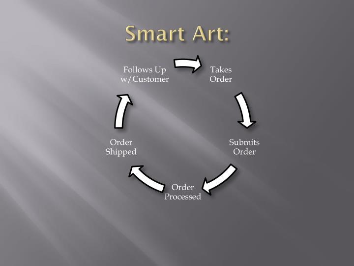 Smart Art: