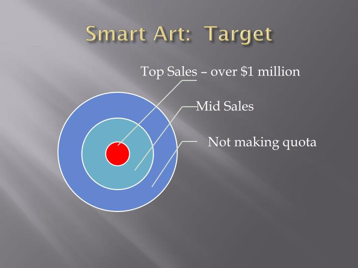 Smart Art:  Target