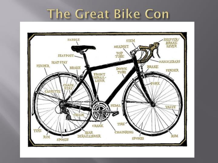 The Great Bike