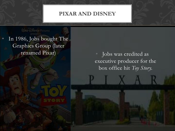 Pixar and