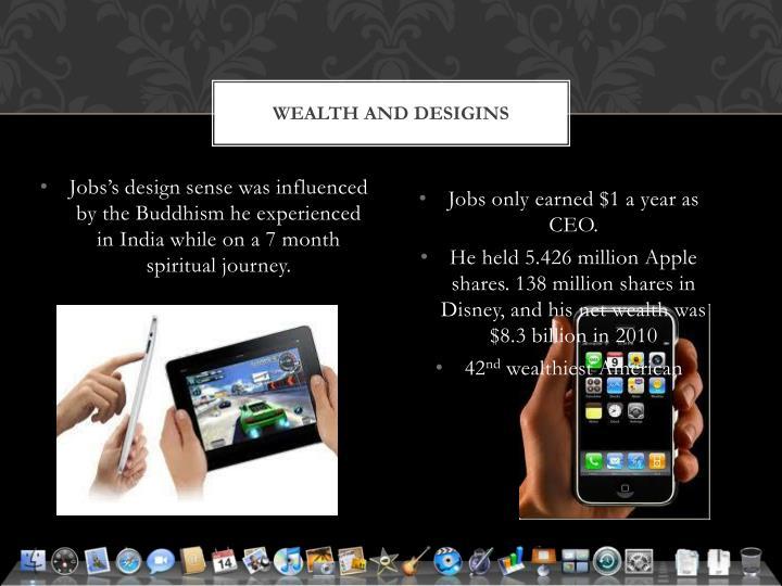 Wealth AND DESIGINS