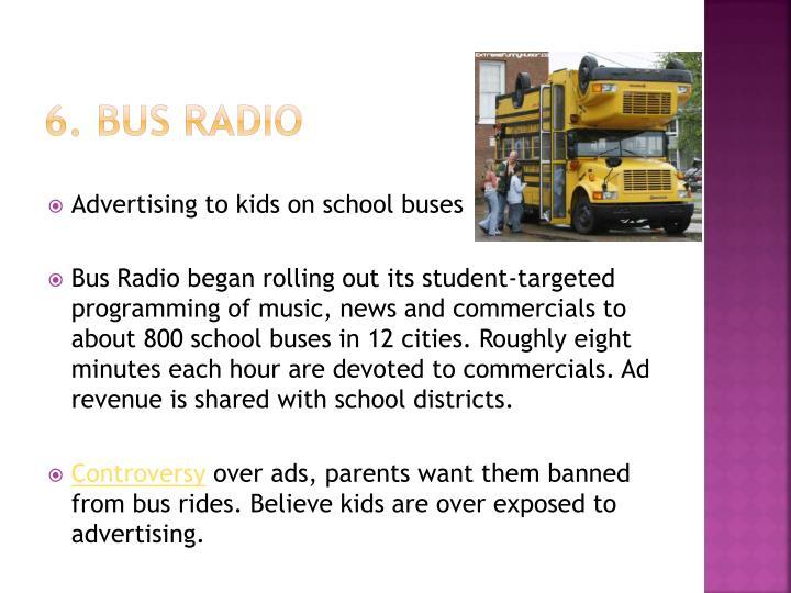 6. Bus Radio