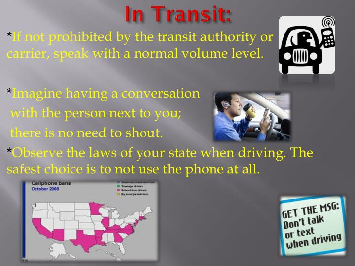 In Transit: