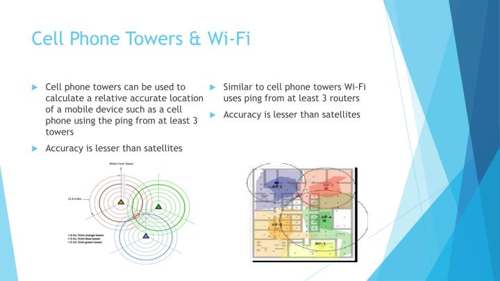 Cell Phone Towers & Wi-Fi