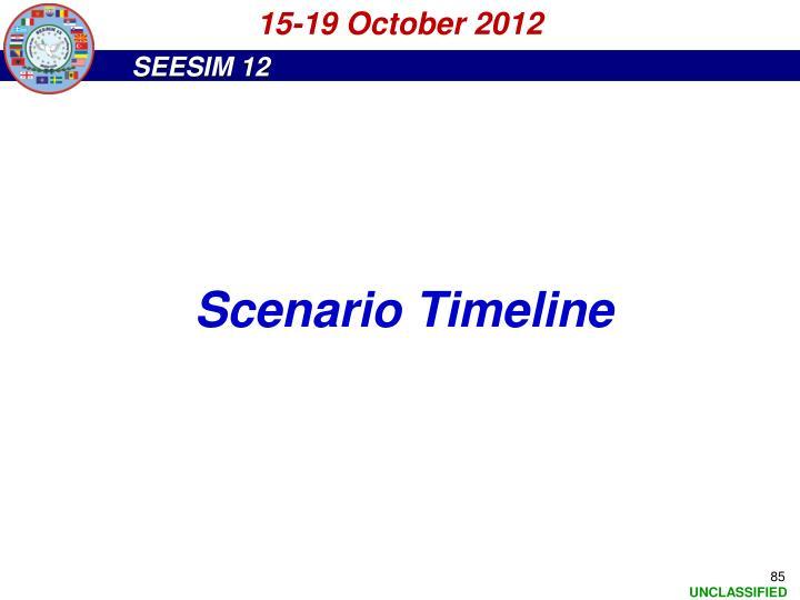 15-19 October 2012