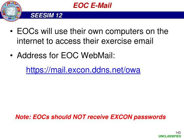EOC E-Mail