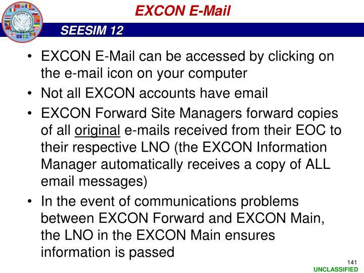 EXCON E-Mail