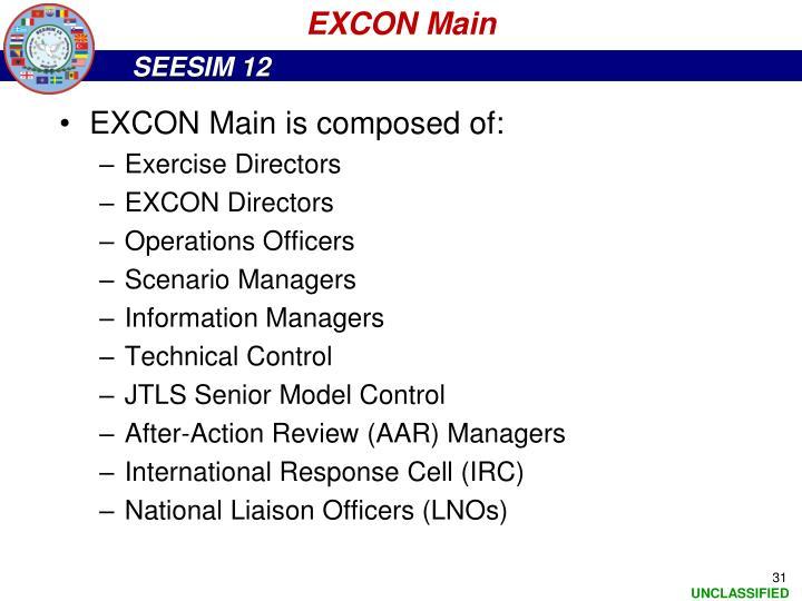 EXCON Main