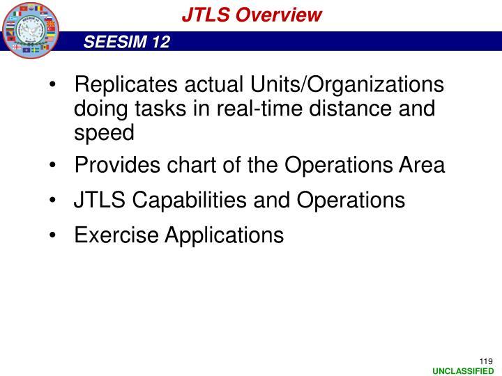 JTLS Overview